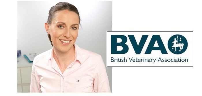 BVA president - Gudrun Ravetz