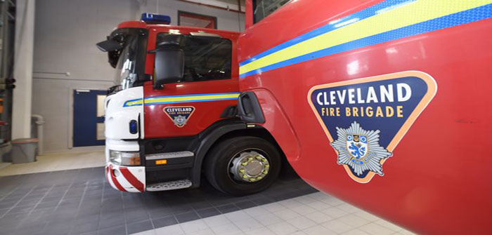 Cleveland Fire Brigade