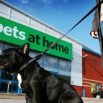 Pets at Home with pet and owner outside