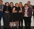 Winners from the National SQP Awards with host Alan Dedicoat