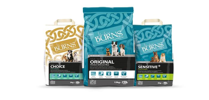 Burns Pet Nutrition - Bag Shot