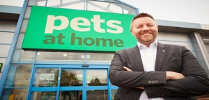Peter Pritchard, CEO, Pets at Home