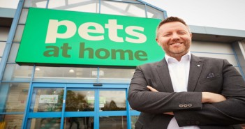 Peter Pritchard, Pets at Home's group CEO