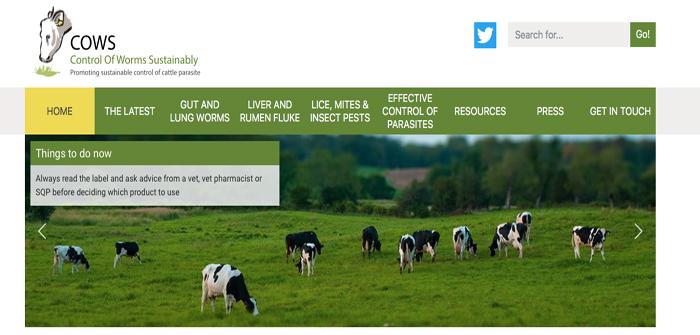 COWS website