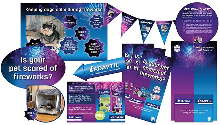 Ceva Launches New Fireworks Marketing And Display Pack