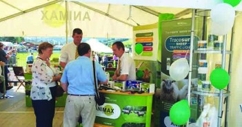 Animax at the Royal Welsh Show