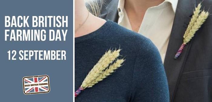 Back British Farming Day