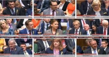 Back British Farming Day MPs