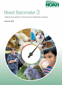 NOAH Brexit Barometer 3 - Summer 18 FINAL