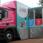 PDSA - Petwise mobile unit