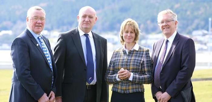 Four farming union presidents
