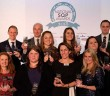 Winners from the National SQP Awards 2018