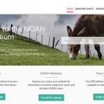 NOAH Compendium website