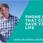 NFU - NFU highlights phone hacks that could save lives
