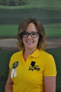Stephanie Small, a veterinary adviser at MSD Animal Health