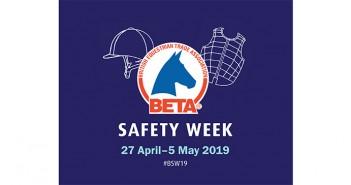 BETA Safety Week logo