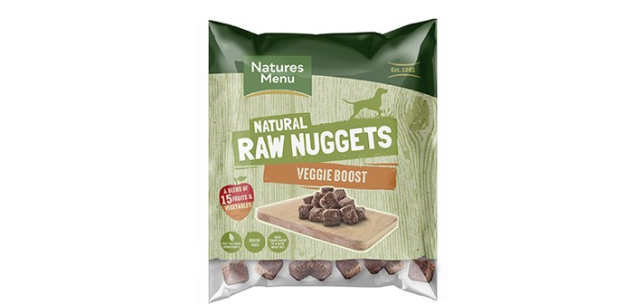 Natures Menu – Natural Raw Nuggets Range