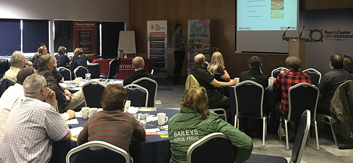 OvertheCounter CPD Conference - Worcester