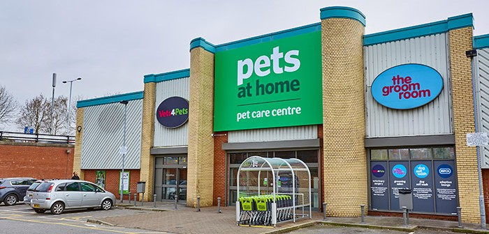 Pets at Home Stockport
