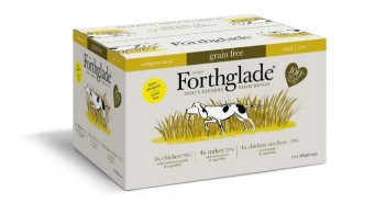 Forthglade launches Poultry Variety Packs