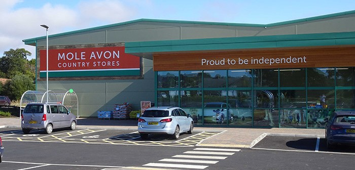 Mole Avon Country Stores heralds opening of new Cornish store