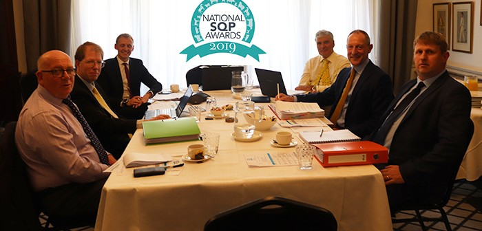 Judging panel - National SQP Awards 2019 copy