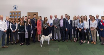 Company of Animals presented with Queen's Award