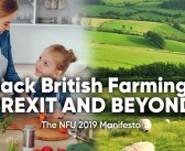 The NFU showcases British farming's offer in its election manifesto