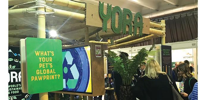 Yora at PATS