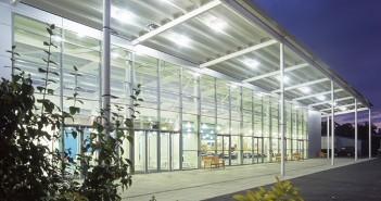 NAEC Stoneleigh – Hall 2 Entrance