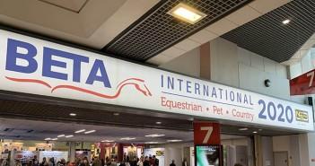 Entrance to BETA International 2020 v1