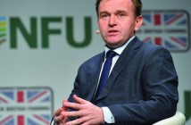 Defra Secretary of State George Eustice