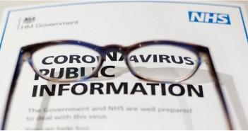 NFU – NHS Coronavirus graphic