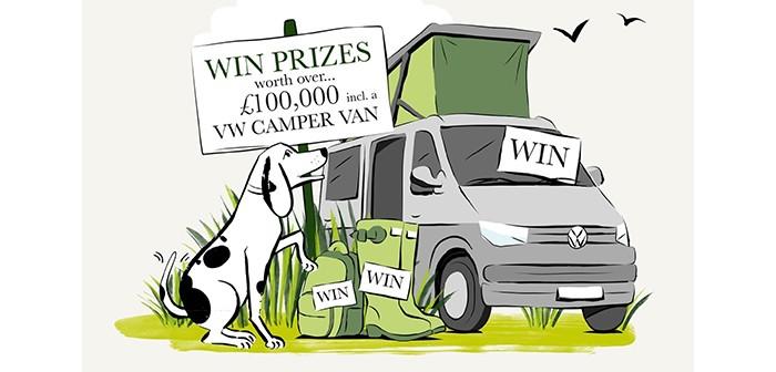 Forthglade – VW Camper