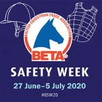 BETA Safety Week 2020 logo