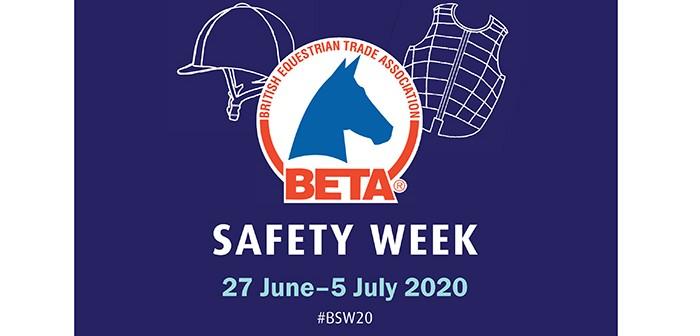 BETA Safety Week 2020 logo