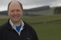Nigel Miller, chair of the Ruminant Health and Welfare Group