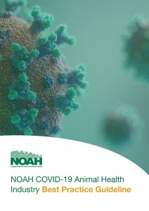 The NOAH COVID-19 Animal Health Industry Best Practice Guideline