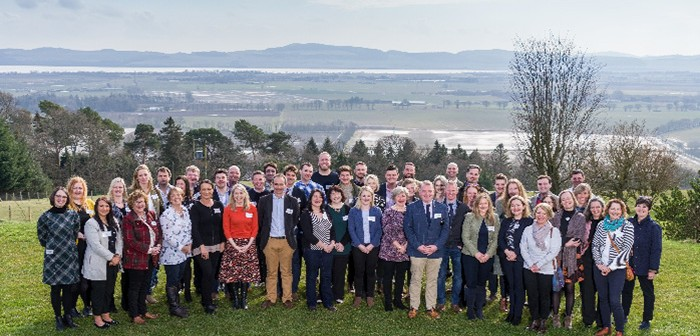 Graduates from the 2019-20 rural leadership programme