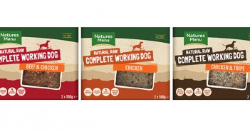Natures Menu – Complete Working Dog