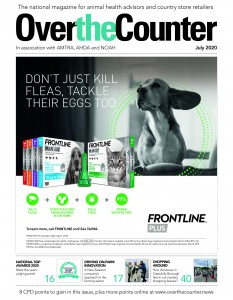 OTC – Front Cover July 2020