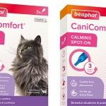 Beaphar CatComfort and CaniComfort Calming Spot-Ons