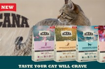 New ACANA Cat range