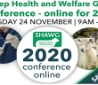 SHAWG conference logo