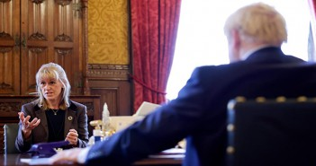 NFU president meets PM to stress need for action on food and farming standards