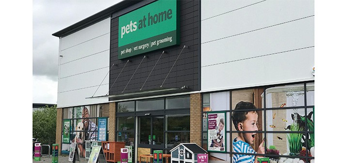 Pets at Home – Burgess Hill