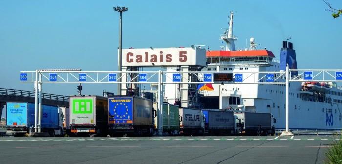 Calais 5 gate