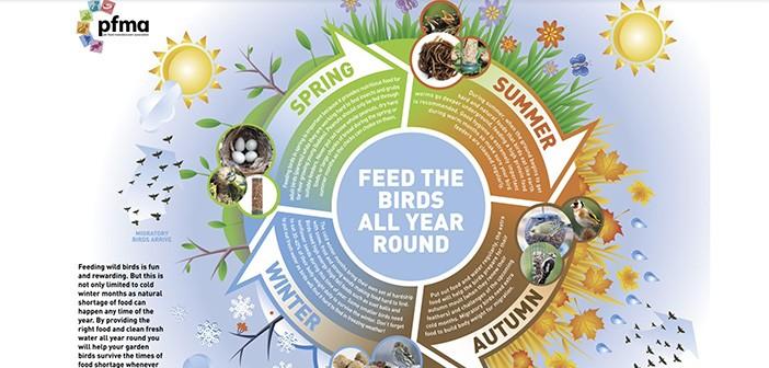 PFMA – Bird feeding infographic