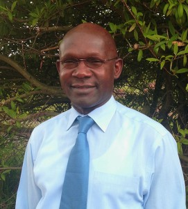 Joe Magadi, UFAC-UK's technical manager