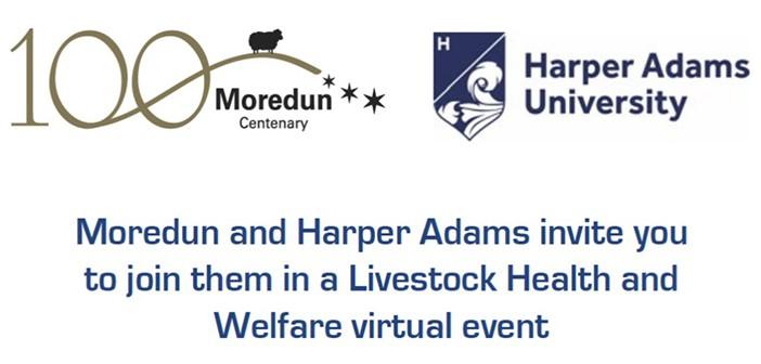Moredun and Harper Adams graphic